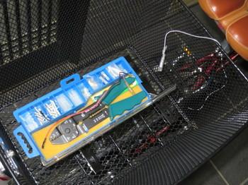 古いテールランプの配線を流用する