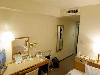 橋本パークホテルの室内