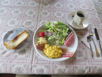 カルペデイムの朝食